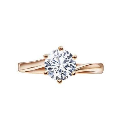 prong setting ring